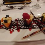One of my gluten free desserts from the good Chef in the Silverwater Grill & Lounge, Chateau Jas