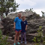 Lowe Family at Black Hills