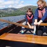 Boating on Coniston