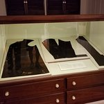 Seaman's frock coat found in the Monitor