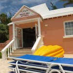 Activity Hut Just below Ocean Club Restaurant