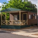 Village Cabin Two Bedroom