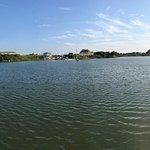 Billede af Harvest on Fort Pond