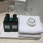 Hermes amenities for Executive Room
