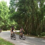 Cycle to my son, Vietnam