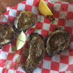 Char-Broiled Oysters