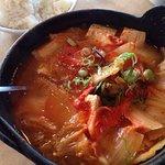 Kimchi soup - awesome treat!