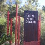 Foto de Sails in the Desert Hotel, Ayers Rock Resort