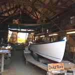 Working Boatyard Building