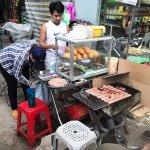 Banh Mi stall
