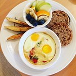 Best breakfast and lunch in Hudson!
