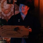 Our Ghost Walk Guide And The Dreaded Ouija Board!