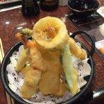 Shrimp Tempura Appetizer