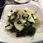 Wakame Cucumber Salad