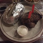 Perfect Steak & Baked Potato