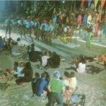 Праздник на пляже *Кавама* в Варадеро.