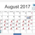 Summer Holiday, 2017