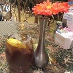 Ice Tea, Grand Cafe at Red Rock Resort, Las Vegas, NV