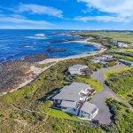 Birds Eye View of Hearn's Beachside Villa's