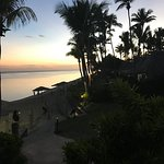 Outrigger - view from the  Sunset Bar