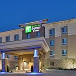 Photo of Holiday Inn Express Hotel & Suites Topeka North