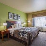 Photo de Sleep Inn & Suites near Seaworld