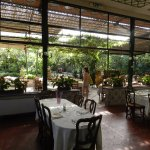 Restaurant O'Parucchiano, a must-see