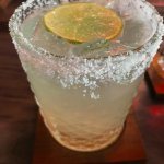 Tommy's Margarita with Mezcal