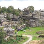 Photo of Brimham Rocks