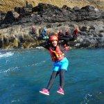 Reverse casual diving