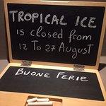 Foto de Tropical Ice Gelateria