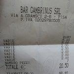 Caffe Gambrinus Foto