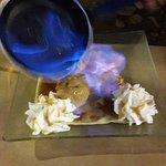 L'Irlandaise: un dessert addictif, presque un Irish coffee dans une crêpe