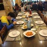 리조트 내 식당