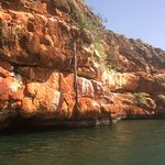 Photo de Yardie Creek Boat Tours