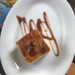 Again a Complimentary dessert
