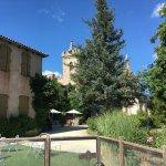Hotel Restaurant Chateau de Creissels Foto