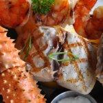 Royal Seafood Platter
