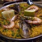 Signature Seafood Paella