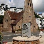The Church at St Aubin