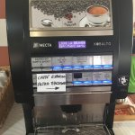 defect coffemachine