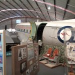 Royal Australian Air force DC3 if you ask you can sit in the pilots seat