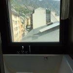 Baño con vistas!!!