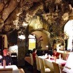 Art Nouveau Triton Restaurant Inside The Hotel Adria