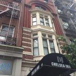 Foto van Chelsea Inn - 17th Street
