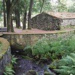 El conjunto del batán, molinos y el río es un entorno lleno de belleza y armonía.