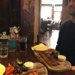 Nice place. Good food