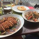 Thai Fai Garküche Foto