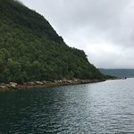 Tromso Fjords Foto