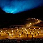 DES FLAMMES A LA LUMIERE,  le son et lumière de la Bataille de Verdun